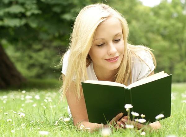 Чтение в течение часа сжигает 100 ккал