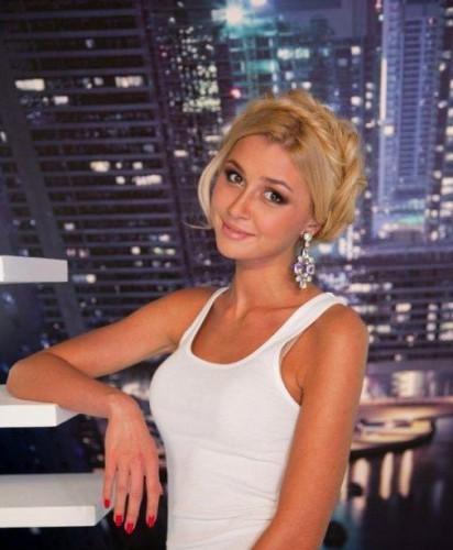 Анна Стрюкова получила роль в сериале и работу ведущей без помощи звездной мамы