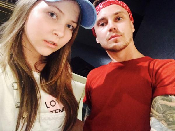 Вероника Коваленко и Артем Пивоваров