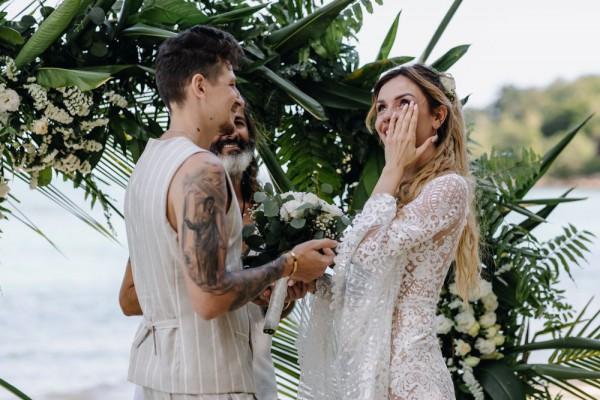 Свадьба MamaRika и Сергея Середы