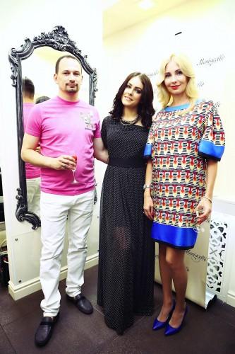 Открытие нового салона красоты в Киеве
