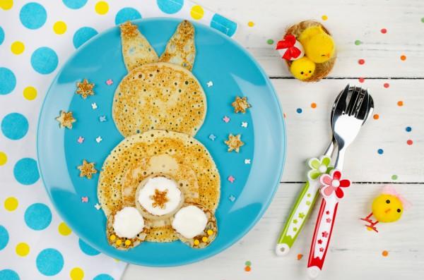 Детские пасхальные блюда