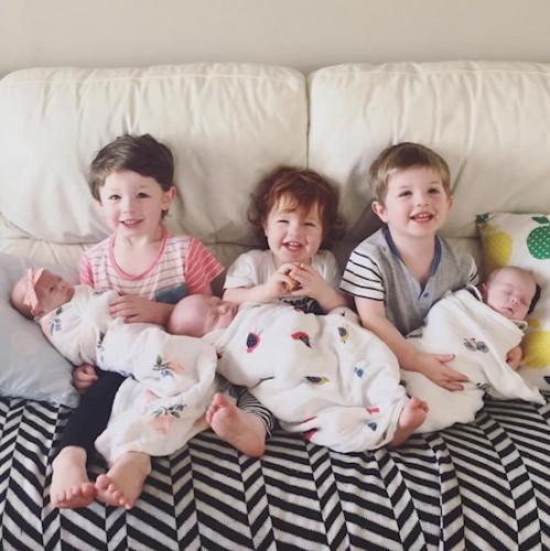 Вот так выглядит настоящая крепкая семья