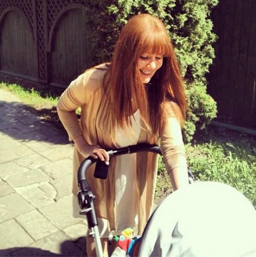 Мария Кожевникова опубликовала фото с прогулки