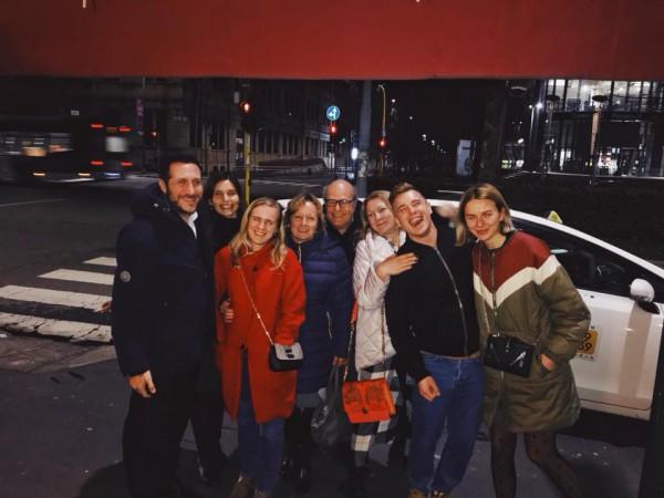 OLEYNIK с семьей фото