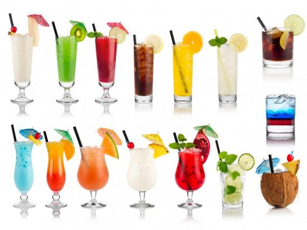 самые известные коктейли мира рецепты