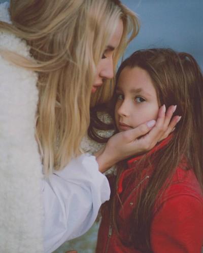 Светлана Лобода с дочерью фото