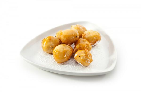 Рецепт                  Китайский Новый год: Готовим яблоки в карамели