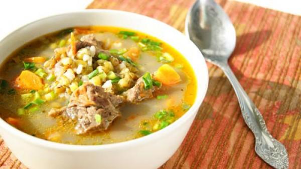 рецепт осенний суп