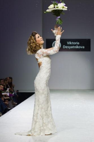 Свадебное платье виктории боня
