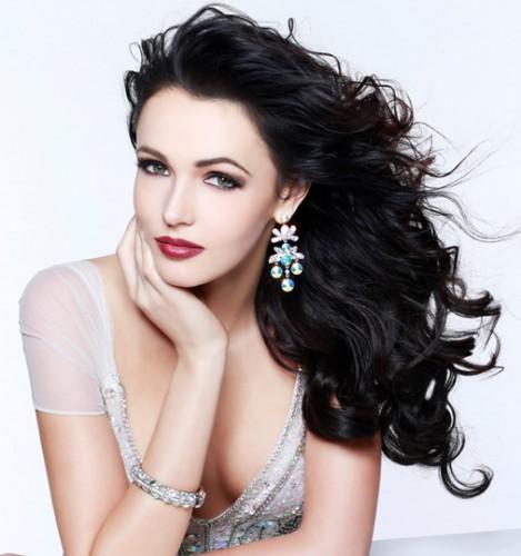 Украинка Ольга Стороженко попробовала себя в роли актрисы