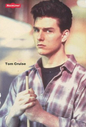 Том Круз дебютировал в фильме Бесконечная любовь в 1981 году