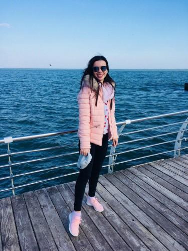 Алиса Тункевич назвала самые любимые места в Одессе