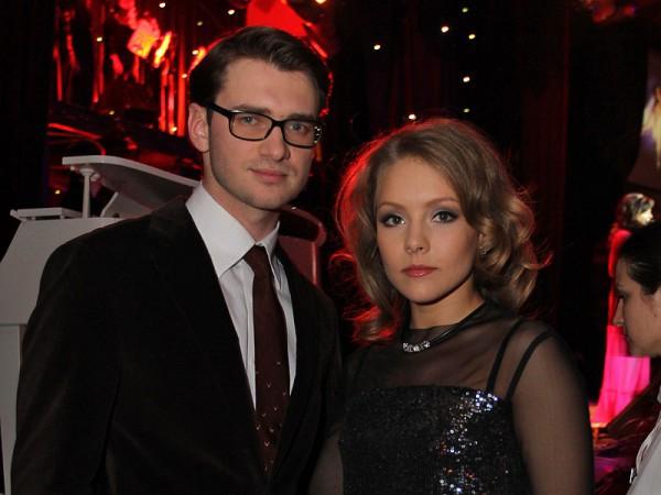 Украинские хореографы Алена Шоптенко и Дмитрий Дикусар стали законными мужем и женой