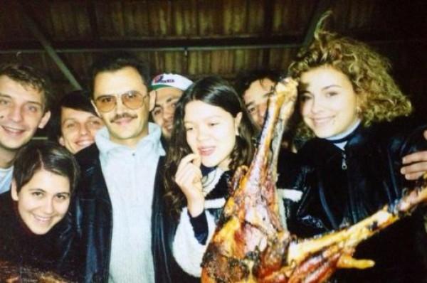 Украинские звезды почти 20 лет назад