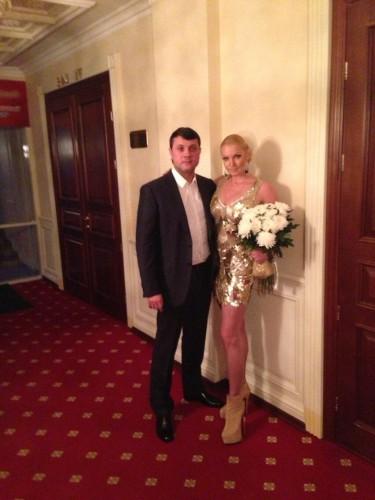 Анастасия Волочкова: На концерте Филиппа вчера мы были вместе. Орел-нереальный романтический город