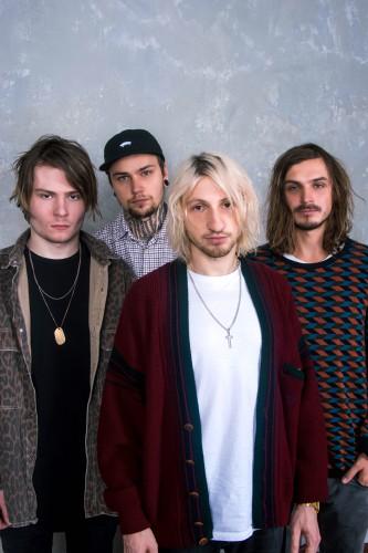 Группа НЕРВЫ фото