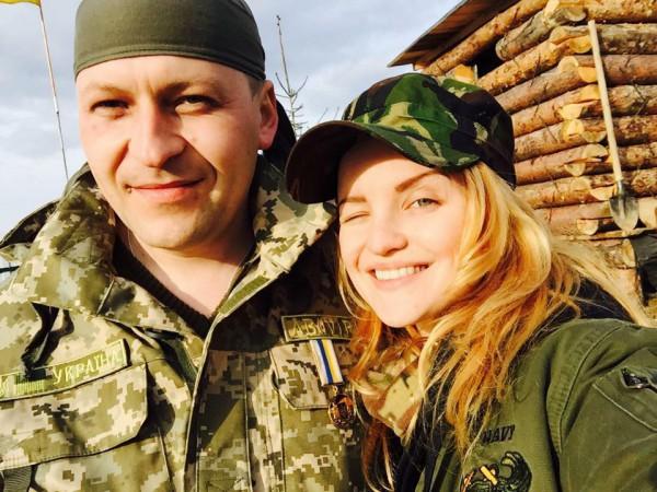 Александр Бардаш и Екатерина Кравченко