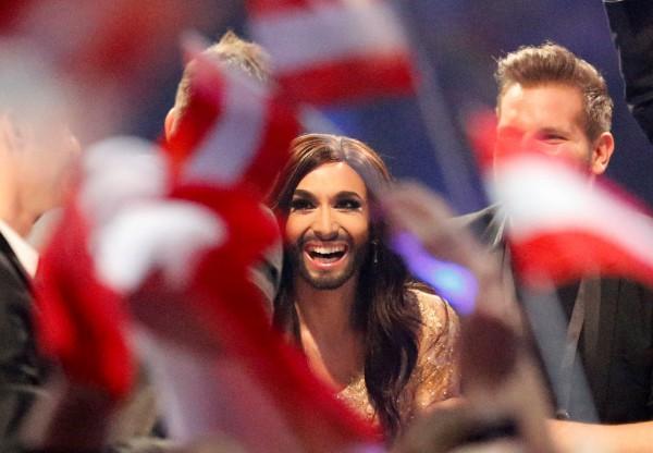 Победитель Евровидения 2014 - Кончита Вурст