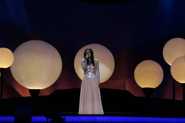 Евровидение 2013: Выступление Дины Гариповой