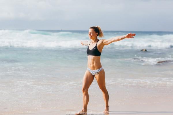 Кристмас Эббот – одна из топовых атлеток кроссфита
