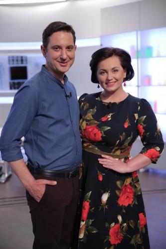 Анна Кушнерук и Валерий Ославский