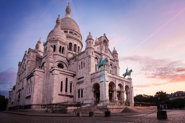 Базилика Сакре-Кер (Монмартр)