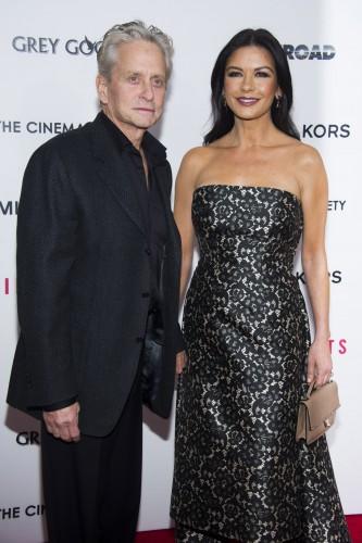 Майкл Дуглас и Кэтрин Зета-Джонс решили развестись после многолетнего брака