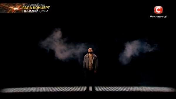 Х-фактор 7 сезон суперфинал: Севак Ханагян спел песню из 90-х