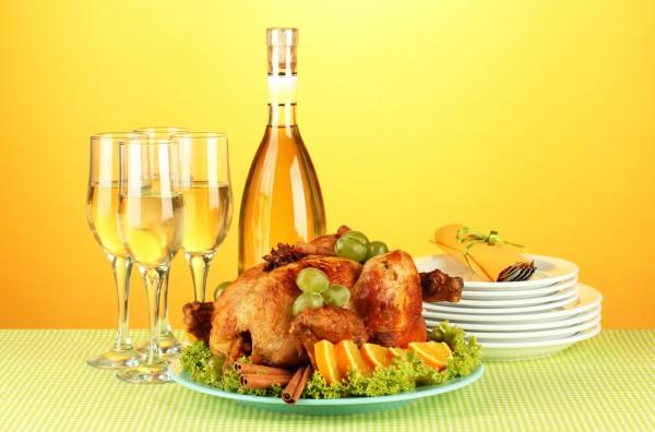 Рецепты на Новый год 2017 с фото: запеченная утка