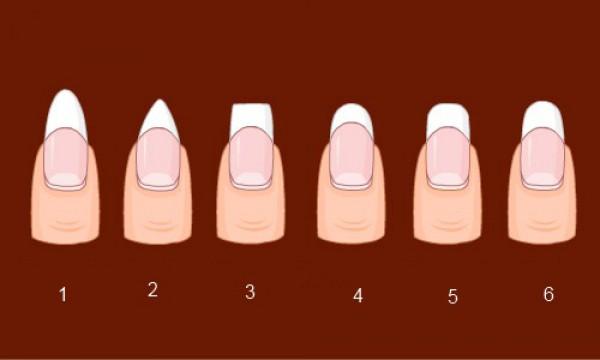 Форма ногтей бриджит имеет зауженный свободный край ногтя.  Так, квадратные ногти могут быть с острыми краями...