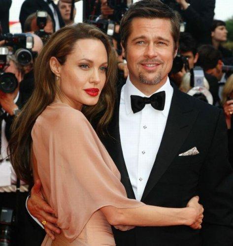 Анджелина преподнесла Брэду необычный подарок: водопад в Калифорнии