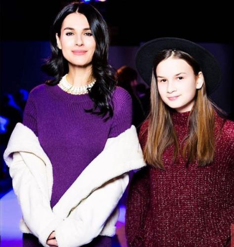 Маша Ефросинина поздравила дочь с днём рождения