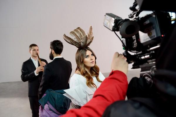 Съёмки клипа группы KAZKA фото