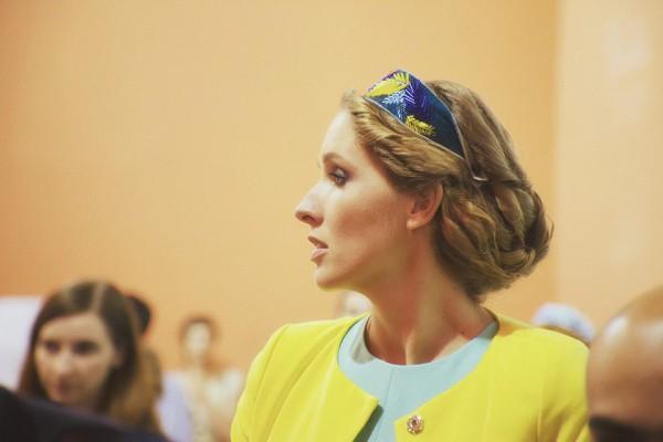 Катя Осадчая дружила с Кузьмой Скрябиным