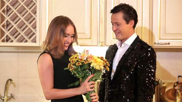 Витас с супругой Светланой