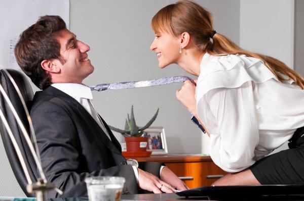 Просто поразительно, как некоторые мужчины боятся женского внимания