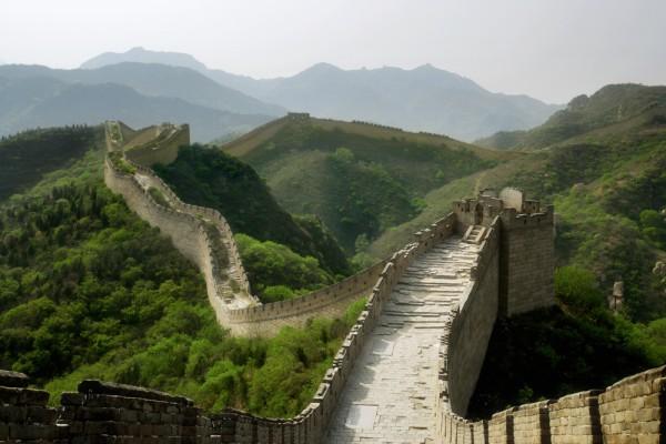 Великая Китайская стена, Китай