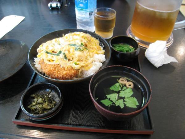 Япония: Кацудон