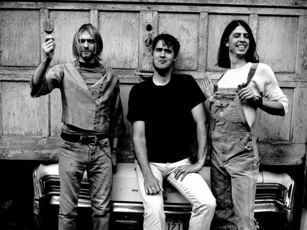 Первое место в списке заняла группа Nirvana c песней Smells Like Teen Spirit