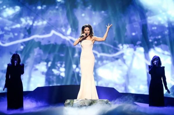 Евровидение 2013 смотреть онлайн: В финале выступила Злата Огневич