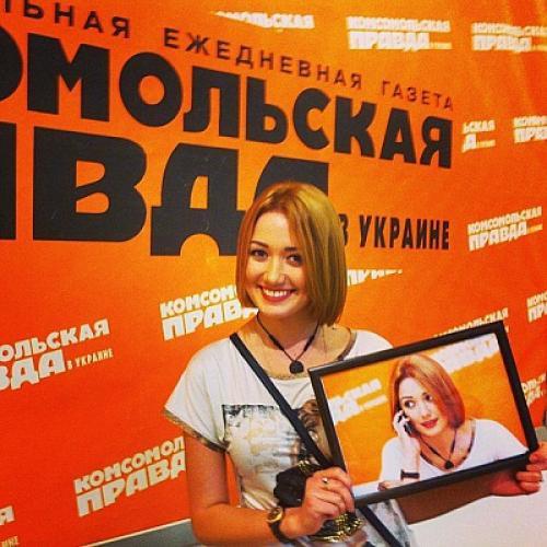 Анюта Козырь изменилась после проекта