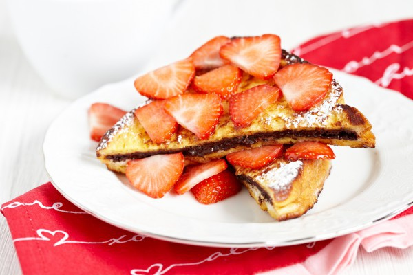 Завтрак на День Валентина