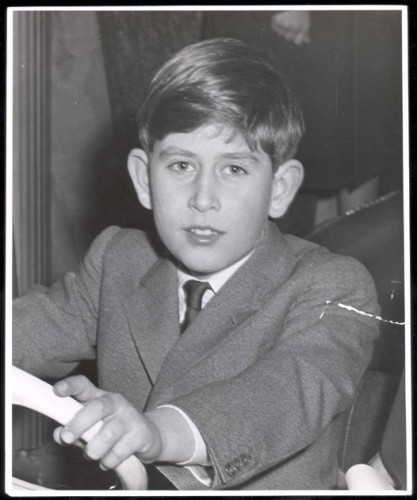 Принц Чарльз, 1959 год. Чарльз был официально провозглашен принцем Уэльским в 1958 году/