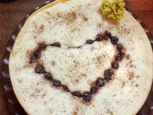 Рецепт                  Творожная запеканка с вишнями