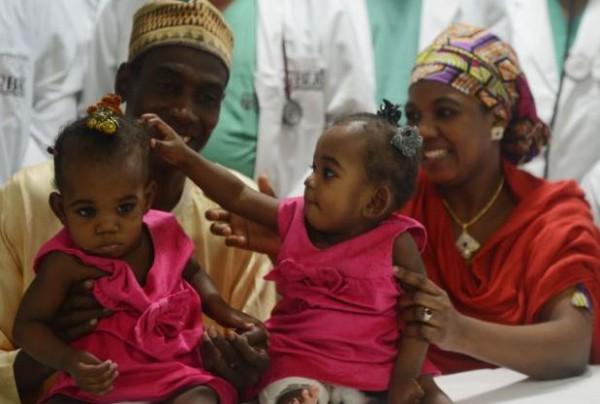 Родители девочек благодарны врачам