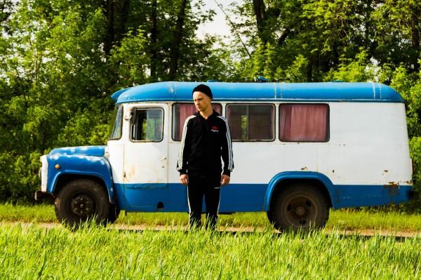 Кадр со съёмок фильма Артема Пивоварова