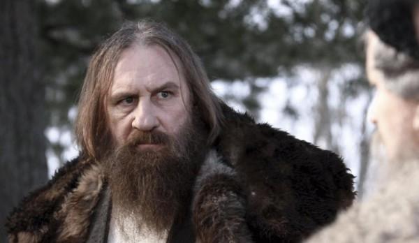 Жерар Депардье сейчас звезда российского кинематографа (в фильме Распутин)