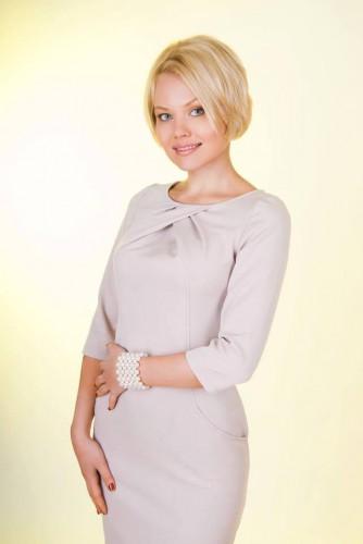 Психолог Влада Березянская