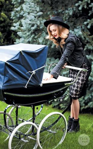 Ева Бушмина впервые рассказала о беременности и родах - Интервью ...